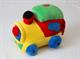 """Детские товары Киев. Детские игрушки.Музыкальные игрушки. LINDO Игрушка мягкая развивающая """"Музыкальный локомотив"""""""