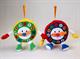 """Детские товары Киев. Детские игрушки.Музыкальные игрушки. LINDO Мягкая развивающая игрушка """"Музыкальные часы"""""""