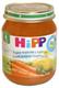 Детские товары Киев. Детское питание.Пюре овощное. HiPP Ранняя морковь с картофелем 125гр (упаковка 6 шт.)