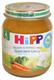 Детские товары Киев. Детское питание.Пюре овощное. HiPP Нежные овощи с рисом 125гр (упаковка 6 шт.)