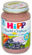 Детские товары Киев. Детское питание.Пюре фруктовое . HIPP Черника и яблоки с йогуртом 160гр (упаковка 6 шт.)