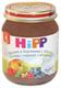 Детские товары Киев. Детское питание.Пюре фруктовое . HIPP Малина и черника с яблоками 125гр (упаковка 6 шт.)