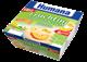Детские товары Киев. Детское питание.Фрукты, йогурт,сыр. HUMANA Йогурт-десерт Персик 400гр