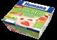 Детские товары Киев. Детское питание.Фрукты, йогурт,сыр. HUMANA Йогурт-десерт Клубника 400гр