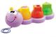"""Детские товары Киев. Детские игрушки.Игровые наборы. CHICCO Игрушка с формочками """"Гусеница"""""""