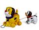 Детские товары Киев. Детские игрушки.Электронные, роботы. CHICCO Игрушка-каталка Семья собак