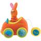 """Детские товары Киев. Детские игрушки.Мягкие игрушки. CHICCO Мягкая игрушка """"Кролик-водитель"""""""