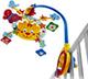 Детские товары Киев. Детские игрушки.Подвесные на кроватку. CHICCO Игрушка подвесная на кроватку, музыкальная «Тигр»