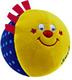 Детские товары Киев. Детские игрушки.Мягкие игрушки. CHICCO Первый мягкий мяч
