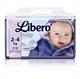 """Детские товары Киев. Гигиена.Подгузники. подгузники Libero Baby Soft """"1"""" Newborn 26 (2-4 кг)"""