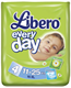 Детские товары Киев. Гигиена.Подгузники. подгузники Libero Everyday Extra large 38 (11-25 кг)