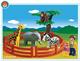 Детские товары Киев. Детские игрушки.Игровые наборы. PLAYMOBIL Зоопарк с животными