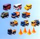 Детские товары Киев. Детские игрушки.Модели машин. SILVERLIT Нано серия, грузовики
