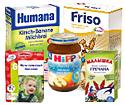 Детские товары Киев. Детское питание. каши молочные