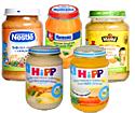 Детские товары Киев. Детское питание. пюре мясо-овощное