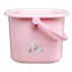 Детские товары Киев. Купание.Полезные мелочи. BEBE-JOU Ведро для воды 14л (розовый)