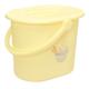 Детские товары Киев. Купание.Полезные мелочи. BEBE-JOU Ведро для воды 14л (желтый)