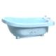 Детские товары Киев. Купание.Детские ванночки. BEBE-JOU Термованночка (голубой)