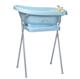 Детские товары Киев. Купание.Детские ванночки. BEBE-JOU Подставка для ванн 98см металл (голубой)