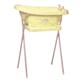 Детские товары Киев. Купание.Детские ванночки. BEBE-JOU Подставка для ванн 98см металл (желтый)