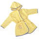 Детские товары Киев. Купание.Полезные мелочи. BEBE-JOU Халат махровый (желтый)