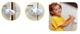 Детские товары Киев. Аксессуары.Защитная серия. SAFETY 1-ST Замок для шкафа