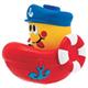 """Детские товары Киев. Детские игрушки.Игрушки для купания. CHICCO Игрушка для ванной """"Капитан"""""""