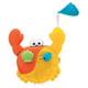 """Детские товары Киев. Детские игрушки.Игрушки для купания. CHICCO Игрушка для ванной """"Крабик"""""""