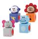 Детские товары Киев. Детские игрушки.Игровые наборы. CHICCO Жители саванны, 9м+