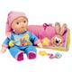 """Детские товары Киев. Детские игрушки.Игрушки для девочек. CHICCO Кукла """"Kikla - спокойной ночи"""""""