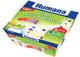 Детские товары Киев. Детское питание.Фрукты, йогурт,сыр. HUMANA Йогурт-десерт Яблоко-черника 400гр