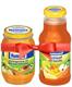 Детские товары Киев. Детское питание.Пюре мясо-овощное. HUMANA овощи с рисом и цыпленком 190гр + сок фруктовый с морковью