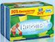 Детские товары Киев. Гигиена.Влажные салфетки. Влажные салфетки HUGGIES Ultra Comfort Pure 128шт