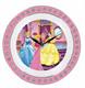 Детские товары Киев. Детские игрушки.Часы. DISNEY Настенные часы 25см Принцессы