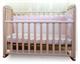 Детские товары Киев. Детская мебель.Мебель для детской. детская кроватка Верес Соня ЛД-12 без ящика (слоновая кость)