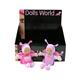 Детские товары Киев. Детские игрушки. Dolls World Пупс в маскарадном костюме, 18см, 2 ассорт.