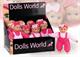 """Детские товары Киев. Детские игрушки.Игрушки для девочек. Dolls World Пупс """"Эви"""", 23см, 2 в ассорт."""