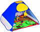 Детские товары Киев. Детские игрушки.Домики и палатки самораскладные. Bruno Bear Волшебный манеж, 85х85х60см