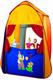 Детские товары Киев. Детские игрушки.Домики и палатки самораскладные. Bruno Bear  Кукольный театр с куклами, 105х90х145см