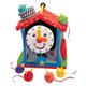 Детские товары Киев. Детские игрушки.Часы. K'S KIDS Развивающие часы-домик