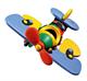 Детские товары Киев. Детские игрушки.Модели машин. Mic-O-Mic Small Plane Butterfly ( Самолётик-бабочка )