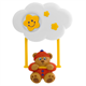 """Детские товары Киев. Детские игрушки.Подвесные на кроватку. CHICCO Подвесная игрушка на кроватку """"Медвежонок на качелях"""""""